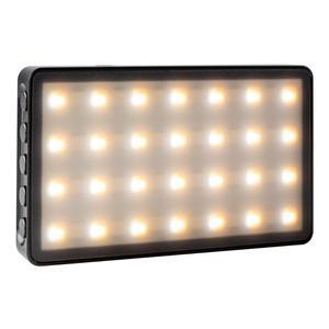 Image 5 - VILTROX Weeylife RB08P RGB 2500K 8500K мини видео Светодиодная лампа, портативный заполнясветильник, встроенный аккумулятор для телефона, камеры, съемки