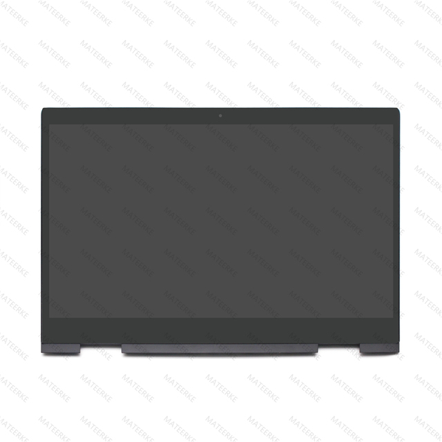 For HP ENVY x360 15 bp000nf 15 bp000np 15 bp000nw 15 bp000ur 15 bp001nc 15 bp001ne 15 bp001nf LCD Touch Screen Assembly