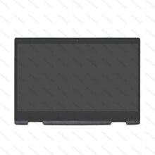 Para a HP ENVY x360 15 bp000nf 15 bp000np 15 bp000nw 15 bp000ur 15 bp001nc 15 bp001ne 15 bp001nf LCD Montagem da Tela de Toque