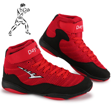 Shoe Boxing-Boot Weightlifting-Shoes Professional Bodybuilding Sport-Sneaker Training