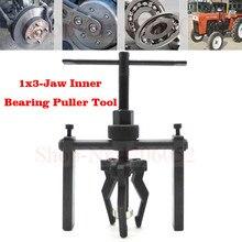 3-Jaw Inner Bearing Puller Tool Kit Inner Hole Bearing Pull Maintenance For 12~38mm bearings