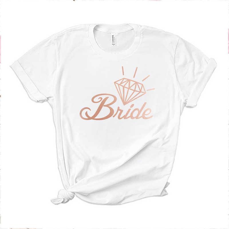Bride Tribe Shirt | Bachelorette Shirt Bachelorette Party Idea Bridesmaid Gifts Lily /& Roses Women Bride Shirt