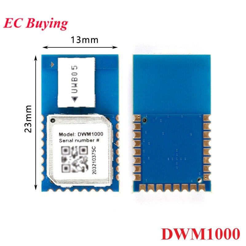 DWM1000 модуль положения ультра-Широкополосный внутренний модуль позиционирования UWB для системы позиционирования разницы низкое энергопотр...