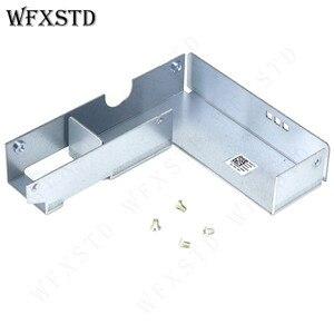 """Image 2 - 10 sztuk nowy 3.5 """"do 2.5"""" HDD uchwyt taca Caddy dla DELL R420 R430 R510 R520 T620 R710 R720 R730 09W8C4 konwerter śruba adapter"""