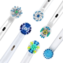4 Pc/pack Electric ToothBrush Heads For Oral B Rotary Electric Toothbrush Replaced Teeth Brush Head xiaomi 3pcs replaceable toothbrush head mi home sonic electric toothbrush general brush head oral care tool clean brush heads