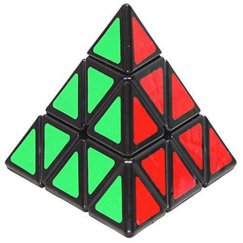 Qiyun Dayan Pyraminx Puzzle Magic Cube Black