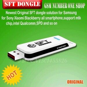 Image 2 - أحدث SFT دونغل الحل لسامسونج سوني شاومي بلاك بيري جميع الهواتف الذكية ، ودعم رقاقة mtk ، إنتل كوالكوم ، SPD وهلم جرا