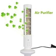 Портативный очиститель воздуха, свежий воздух, отрицательные ионы, анион, дымовая пыль, для дома, офиса, комнаты, PM2.5, Очищающий очиститель, кислородный бар, ионизатор dfdf