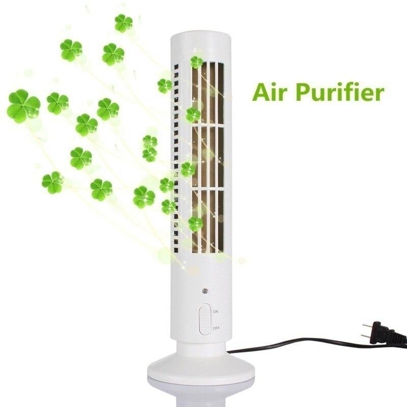 Purificador de aire portátil de iones negativos de aire fresco, polvo de anión, sala de oficina en casa PM2.5 purifica el limpiador de barra de oxígeno ionizador dfdf
