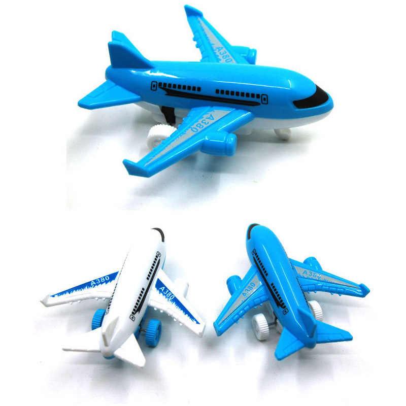 1 Pcs Baru Tahan Lama Air Model Bus Anak-anak Pesawat Pesawat Mainan untuk Anak-anak Diecasts & Mainan Kendaraan Tahan Jatuh