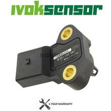 4BAR emme hava manifoldu Boost basınç MAP sensörü gönderen MERCEDES BENZ ACTROS MP2 MP3 ATEGO AXOR 2 0041537028 0101535328