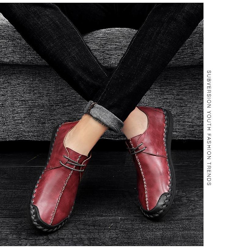leather flats (3)