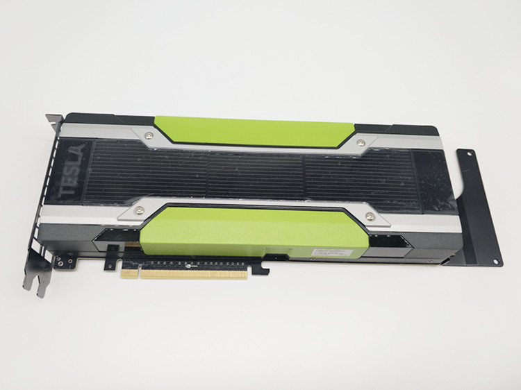 Original Tesla K80 24GB Computing Graphics Card Deep Learning Artificial Intelligence GPU Acceleration