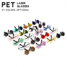 Cat Sunglasses Cat-Accessories Mini Teddy Personality-Trend UV Windproof
