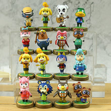 Animais k. k. Isabelle mabel blathers celeste timmy tommy rover cyrus lottie tom nook chutes figuras brinquedos