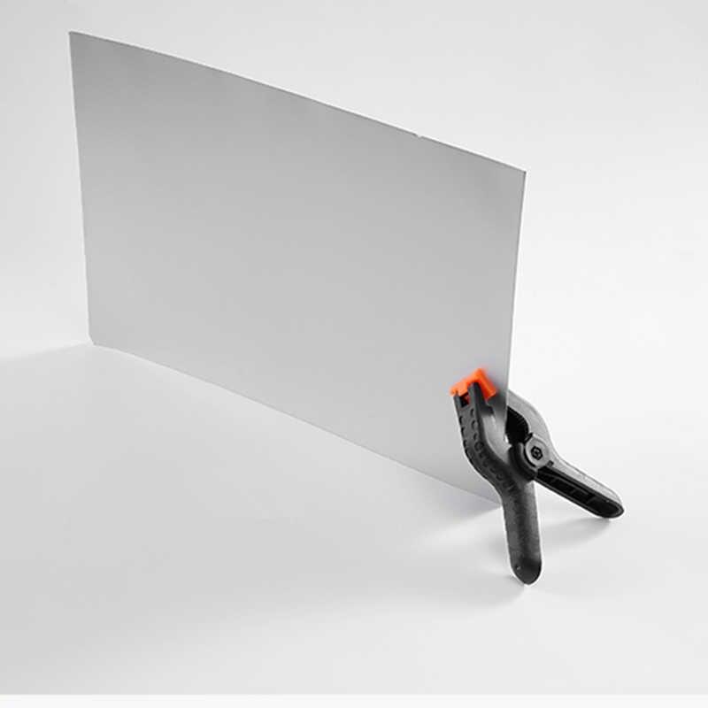 10 pçs mola grampos 2 polegada torno diy braçadeira clipe ferramentas para trabalhar madeira plástico grampos de náilon para carpintaria primavera clipe estúdio foto