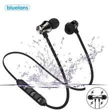 XT11 Magnetische Adsorptie Draadloze Bluetooth 4.2 In-Ear Oortelefoon Sport Hoofdtelefoon Stereo Oortelefoon Fone De Ouvido Voor Telefoon