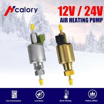 12V/24V For 1KW to 5KW For Webasto Eberspacher Heaters For Truck Oil Fuel Pump Air Parking Heater Pulse Metering Pump