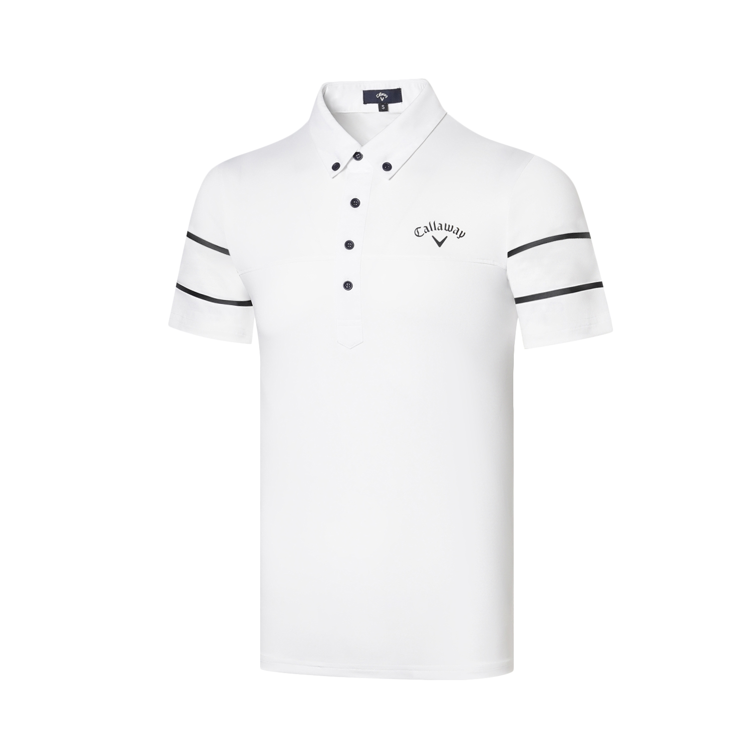 2020new Spring Men Golf Shirt Short Sleeve Quick Dry Turndown Collar Golf Clothing TA