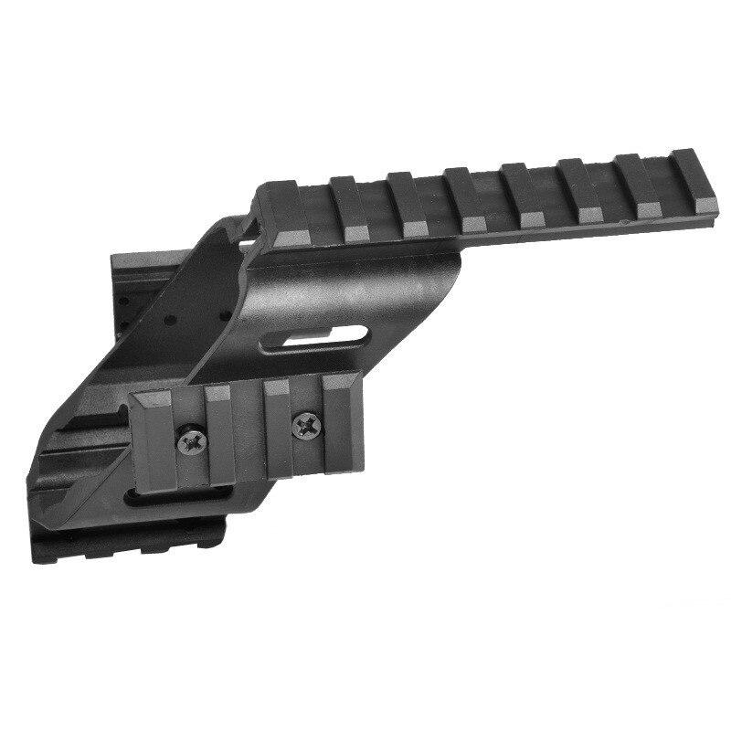 Универсальный Тактический Пистолет AEG, пластиковое полимерное основание, четырехрельсовый прицел Пикатинни, Лазерное освещение, крепление...