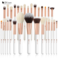 DUcare 15/27PCS Makeup brushes Professional Make up brushes Natural hair Foundation Powder Highlight Brush Set Eyeshadow Brush