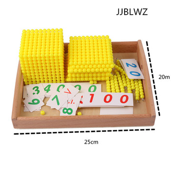 New Montessori Baby Maths Educational Toys