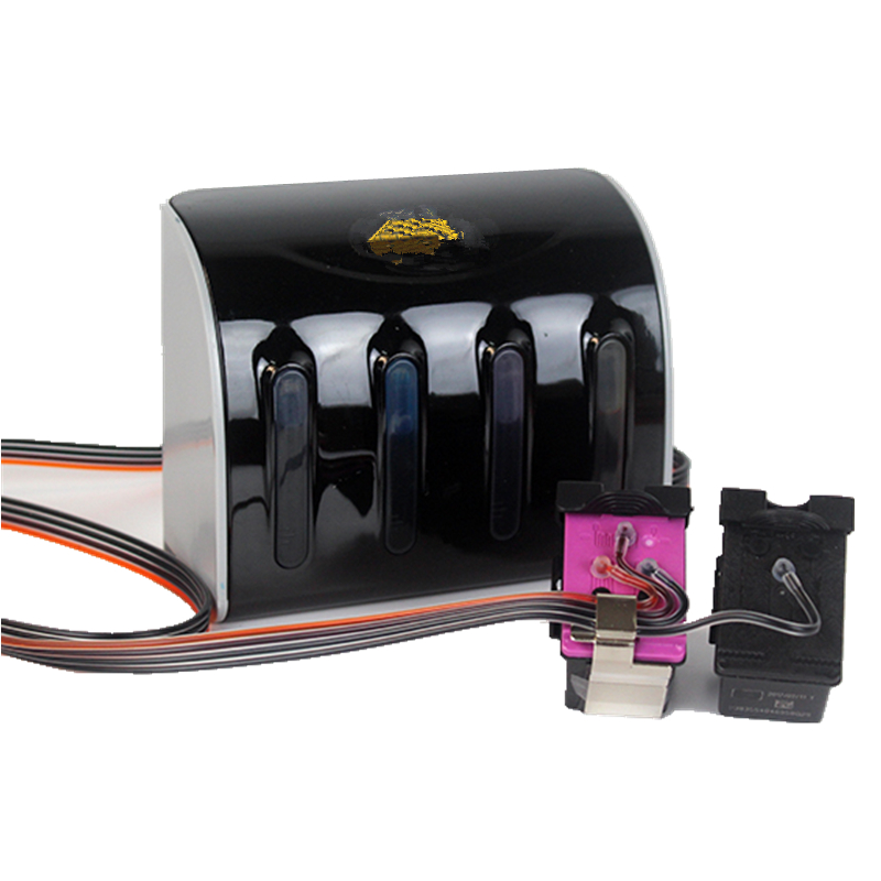 GraceMate CISS 302  Replacement For HP 302 Compatible For HP Deskjet 2130 2135 1110 3630 3632 Officejet 3830 3834 4650