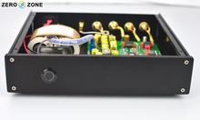 ZEROZONE NEW  Finished MMCF10 Hifi LP Phonograph MM Amplifier / RIAA Phono Preamplifier