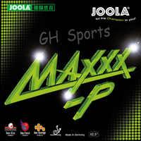 Joola MAXXX-P (Geschwindigkeit & Spin, für 40 +) MAXXX-P Pips-im Tischtennis Gummi Ping Pong Sponge Tenis De Mesa