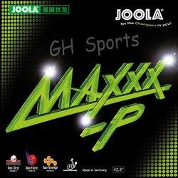 Joola MAXXX-P (Speed & Spin, for 40+) MAXXX -P Pips-in Table Tennis Rubber Ping Pong Sponge Tenis De Mesa
