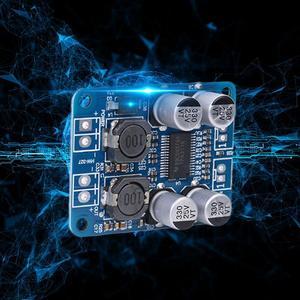 Image 4 - TPA3118 PBTL Mono DC8 24V 60W amplificateur Audio numérique carte amplificateur Module puce 1X60W 4 8 Ohms remplacer TPA3110