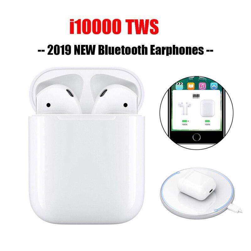 Kuulee tws 1:1 Wireless Earphone 6D Super Bass PK i200tws W1 H1 Chip pk i10 tws i20 i60 i80 i100 i200 i500 Kuulee tws