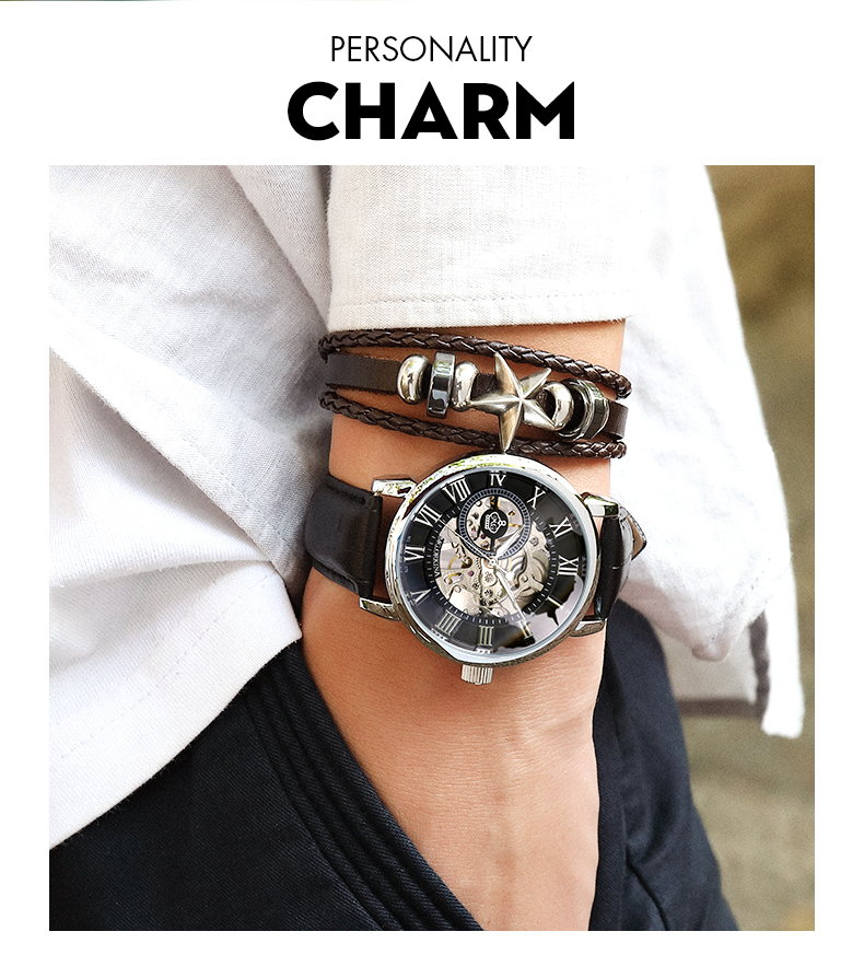 H4750075a740d482286adc64ec2f1271fN Coupons Sale Men Watches Mechanical Hand Wind Luxury Top Brand ORKINA Skeleton Stainless Steel Bracelet Mesh Strap Men's Watches