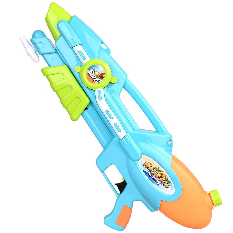 Family Water Gun Summer Super Blaster Soaker Long Range Squirt Gun Toys High Capacity Water Fight Jeux De Plage Fun Toys EE5SQ