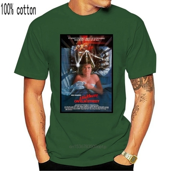 on elm street shirt a nightmare wes craven horror film horror movie horror horror films A Nightmare On Elm Street T image