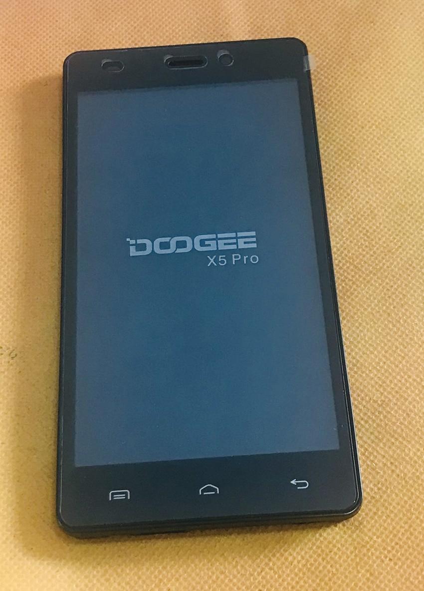 Оригинальный ЖК дисплей + дигитайзер сенсорный экран + рамка + Динамик Для Doogee X5 Pro 5 HD1280x720 MTK6735 четырехъядерный Бесплатная доставка