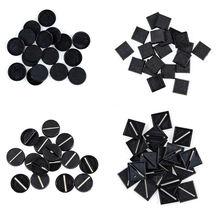 Настольная База 20 мм 25 миниатюрные пластиковые базы модель