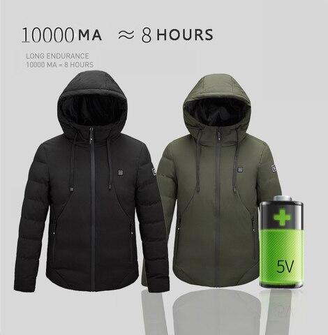 inverno caminhadas jaquetas para roupas de esqui m 6xl