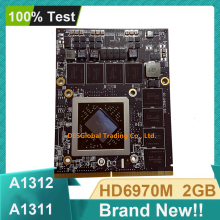 Brand New HD6970 HD6970M HD 6970M 2GB Scheda Video VGA Per iMac 27 \