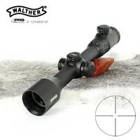 Hunting Walther Optical Sight PRS 2 12X44 Riflescope Optics Rifle Sight Hunting optical Red dot Green dot Hunter Gun