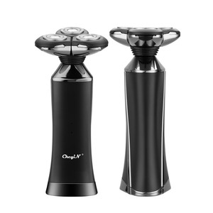 Image 2 - Электрическая бритва с быстрой зарядкой для всего тела, водонепроницаемая электробритва для влажной сушки, мощная бритвенная машина двойного назначения для мужчин, триммер для бороды 31