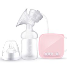 Electric Breast Pump Automatic Milker with Baby Bottle Suction Milk Extractor New