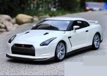 Ant 1:18 Diecast Car Toy Model fast and furious Bimei Kasang GTR model speed passion simulation alloy car