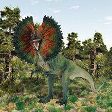 Dinossauro realista modelo lifelike dilophosaurus animal brinquedo simulação dinossauros brinquedo biológico criança cognição brinquedos educativos