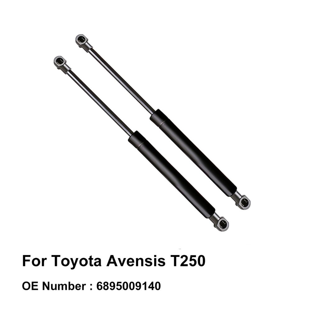 2 x New Toyota Avensis 2003-2008 Hatchback Gas Tailgate Boot Struts Gas Lifters