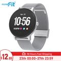 Смарт-часы moreFit V11 для мужчин и женщин, фитнес-трекер, пульсометр, водозащита IP67, VS COLMI V11