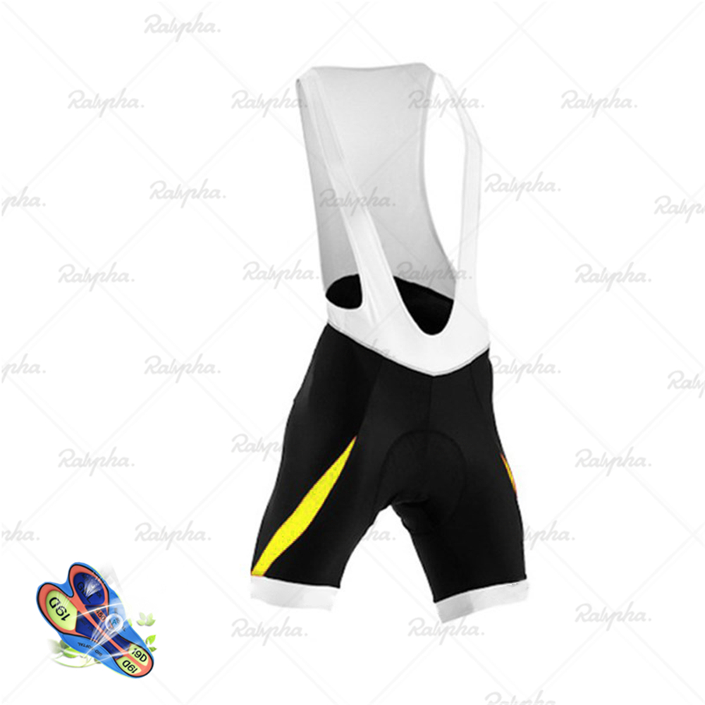 New Pro Team Mens Cycling Shorts Bike Riding Bottoms Bicycle Pants 3D Padded Gel