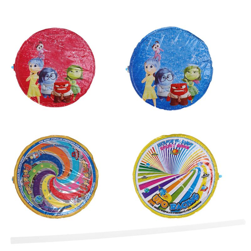 Magic  Disc Saucer UFO Air Hover Balloons Kids Outdoor Play Toy Park Game