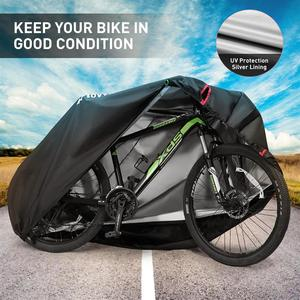 Image 5 - Osłona na rower rowerowy wodoodporna osłona przeciwdeszczowa osłona przeciwdeszczowa UV osłona przeciwpyłowa do skutera wodoodporna osłona przeciwdeszczowa rowerowa osłona pyłoszczelna