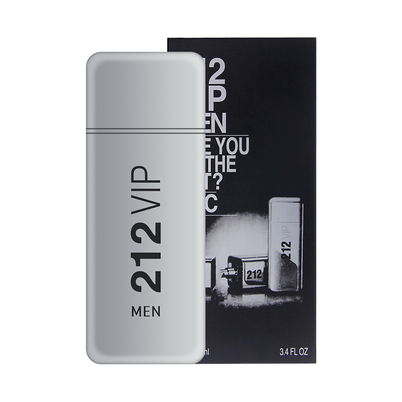Original Brand Perfume Fragrance Men 100ML Long Lasting Parfum 212 Spray Glass Bottle Portable Classic Cologne  Gentleman Perfum
